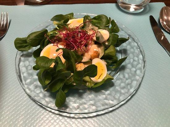 Stand de Gilamont : Salade mêlée