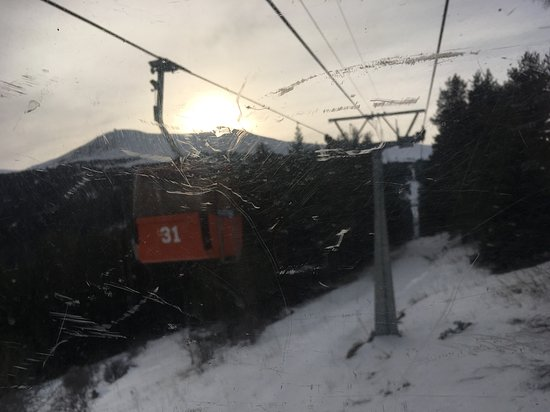 Vitosha Mountain ภาพถ่าย
