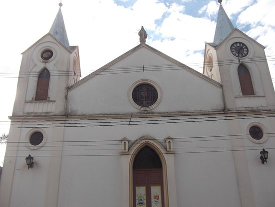 Paroquia Santuario diocesano bom jesus da pedra fria