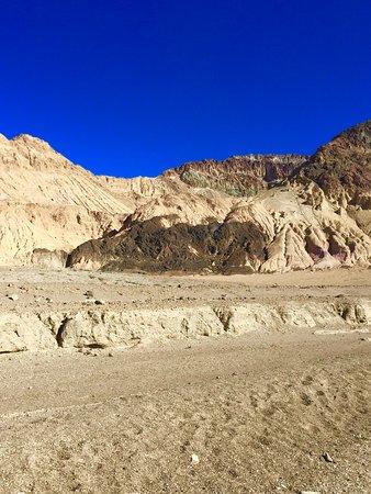 Parc national de la Vallée de la mort, Californie : Hike in Desolation Canyon