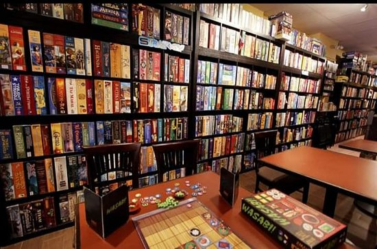 Table Top Board Gaming Nights now running on a monthly basis by letsXcape