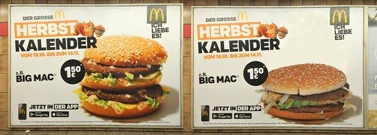 Mcdonald S Munich Hohenzollernstr 152 Restaurant Reviews