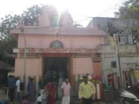 Arulmigu Sri Veera Anjanayer Temple