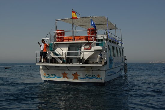 Experience of visiting a mussel farm in Benalmadena