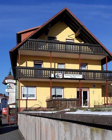 Grasellenbach, Alemania: Reimann's Restaurant