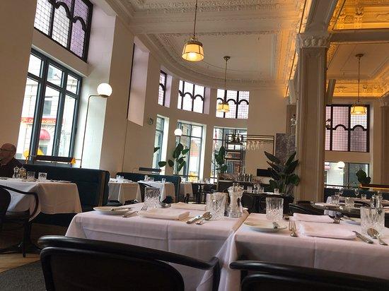 Hotel Birks Montreal : Dining room at breakfast