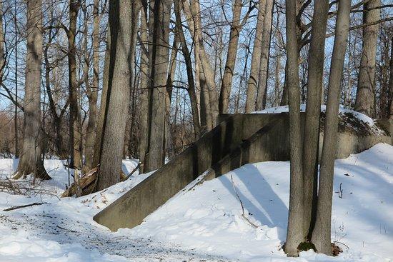 Deer Haven Park : Bomb Shelter