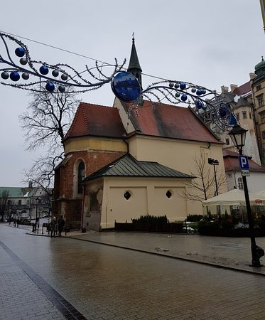 Church Of St Giles along Ulica Grodkza