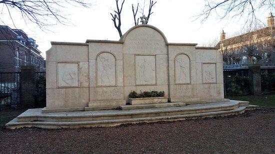 Monument van Joodse Erkentelijkheid