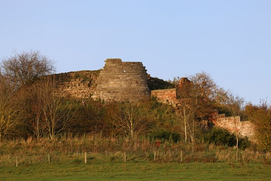 Chartley Castle