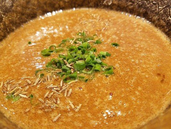 Mensho Tokyo : スープ