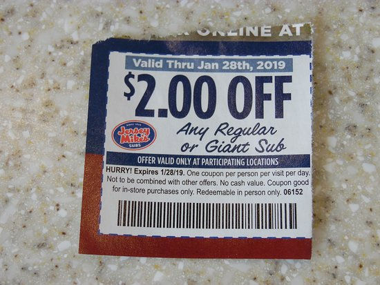 graphic relating to Jersey Mike's Printable Coupon referred to as Deliver YOUR Coupon codes - Consider of Jersey Mikes Subs