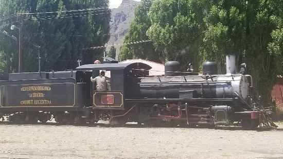 Bilde fra El Maiten