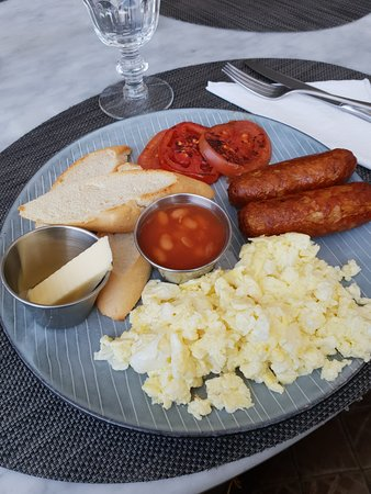 order the all day english breakfast