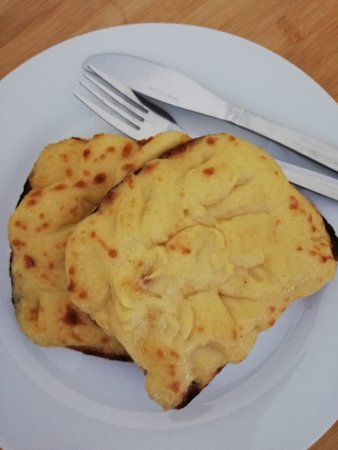 Homemade Welsh Rarebitt