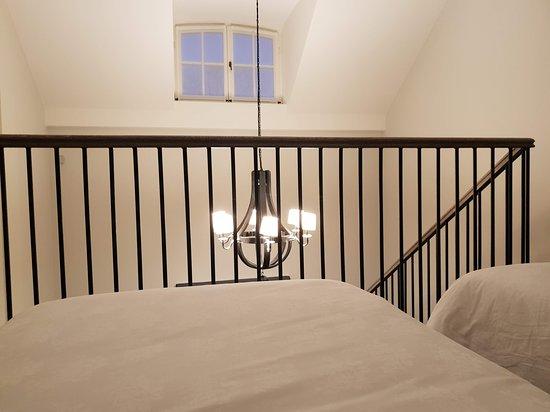 Widok Z łóżka Na Antresoli Picture Of Palac Mala Wies