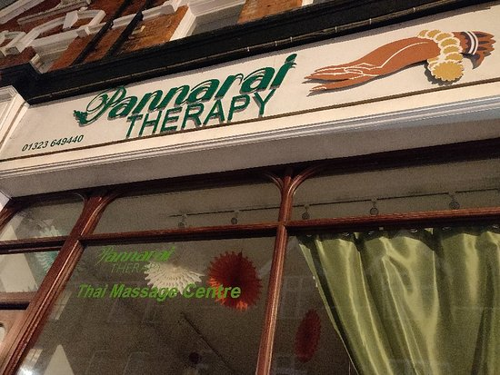 Eastbourne, UK: Pannarai Therapy Authentic Thai Massage