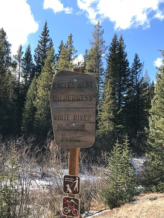 North Tenmile Trail #37