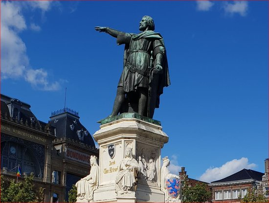 Monument van Jacob van Artevelde