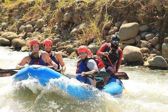 La Fortuna Rafting
