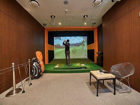 The Classic 500 Executive Residence Pentaz : Indoor  Golf 실내 골프