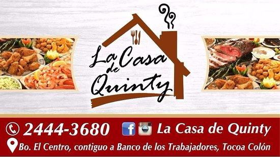 LA CASA DE QUINTY