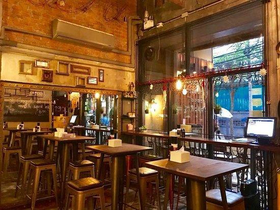 Taburete In English.Taburete Bangkok Bang Rak Menu Prices Restaurant