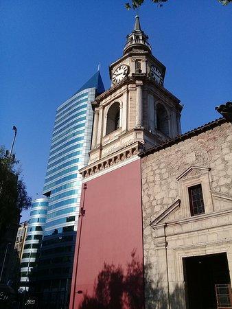 Iglesia de San Francisco em Santiago