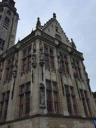 Poortersloge (The Burghers' Lodge) in Bruges
