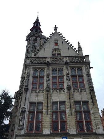 Poortersloge (The Burghers' Lodge) at Jan Van Eyck Square