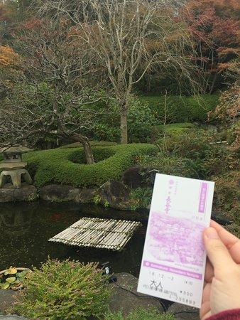 Hase-dera Temple: Ticket