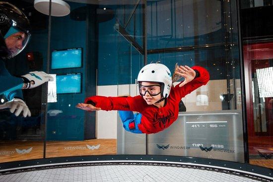 Windwerk Indoor Skydiving