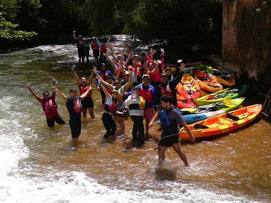Tomar, Portugal: Nabão Kayak Trip