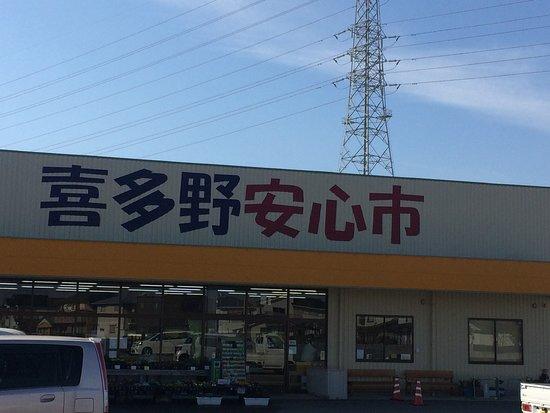 โทะกุชิมะ, ญี่ปุ่น: 喜多野安心市