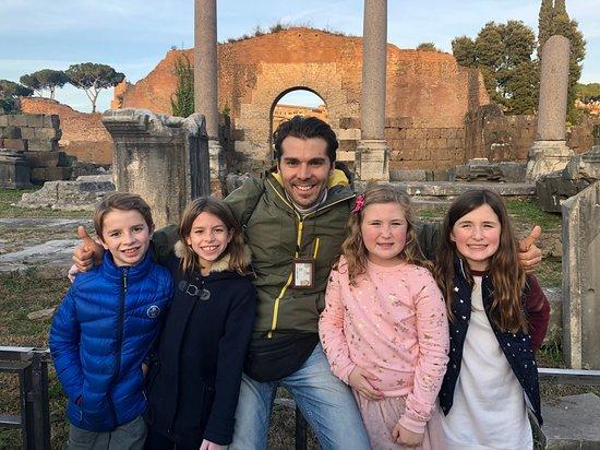 Visites de Rome et du Vatican avec Marco