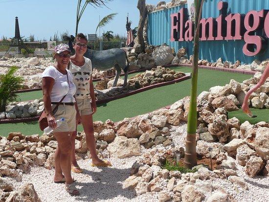 Flamingo Adventure Golf: Ingang