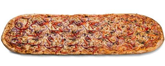 pizza la metru