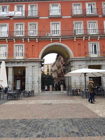Casa de la Panaderia: plaza Mayor
