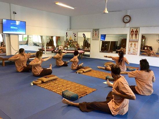 C&M Learn Thai Culture: Thai Yoga
