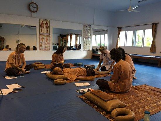 C&M Learn Thai Culture: Thai Massage