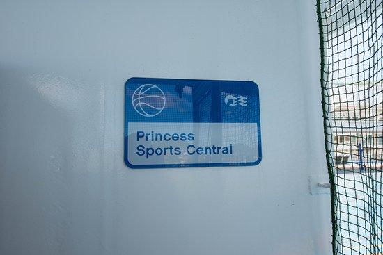 Game Lounge on Regal Princess