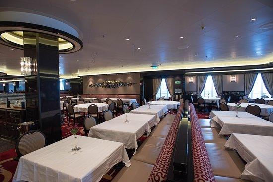Allegro Dining Room on Regal Princess