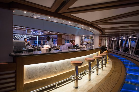 SeaView Bar on Regal Princess