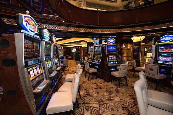Regal Princess: Casino on Regal Princess