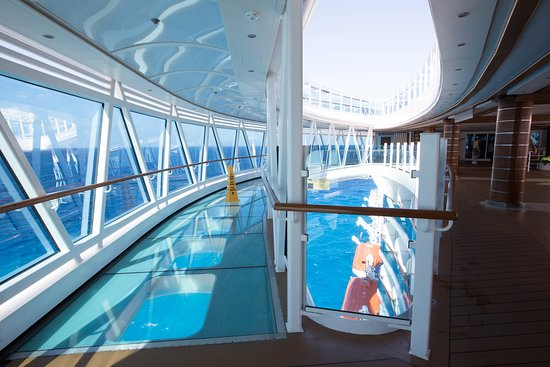 SeaWalk on Regal Princess