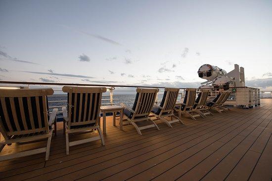 Observatory Deck on Regal Princess