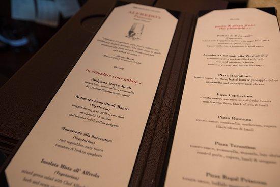 Regal Princess: Alfredo's Pizzeria on Regal Princess