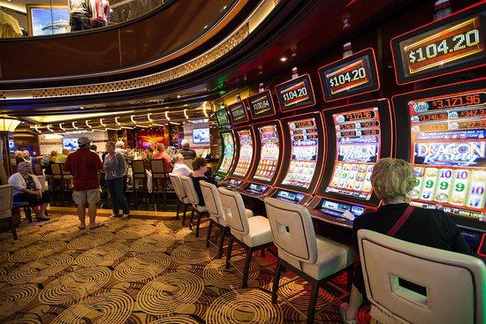Casino on Regal Princess