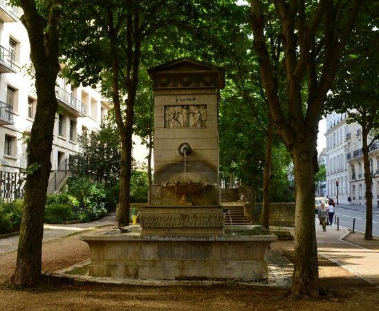 Fontaine de la Paix