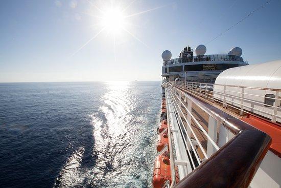 Panorama Deck on Eurodam